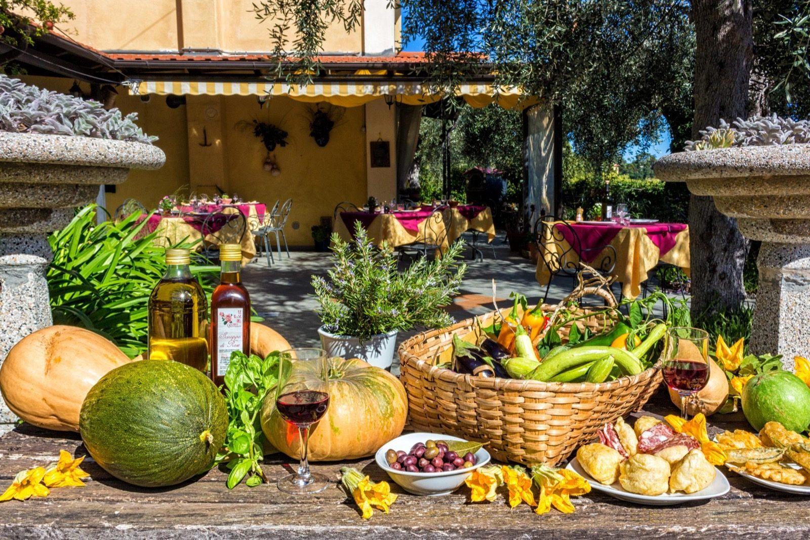 Azienda e ristorante Le Navi in Cielo